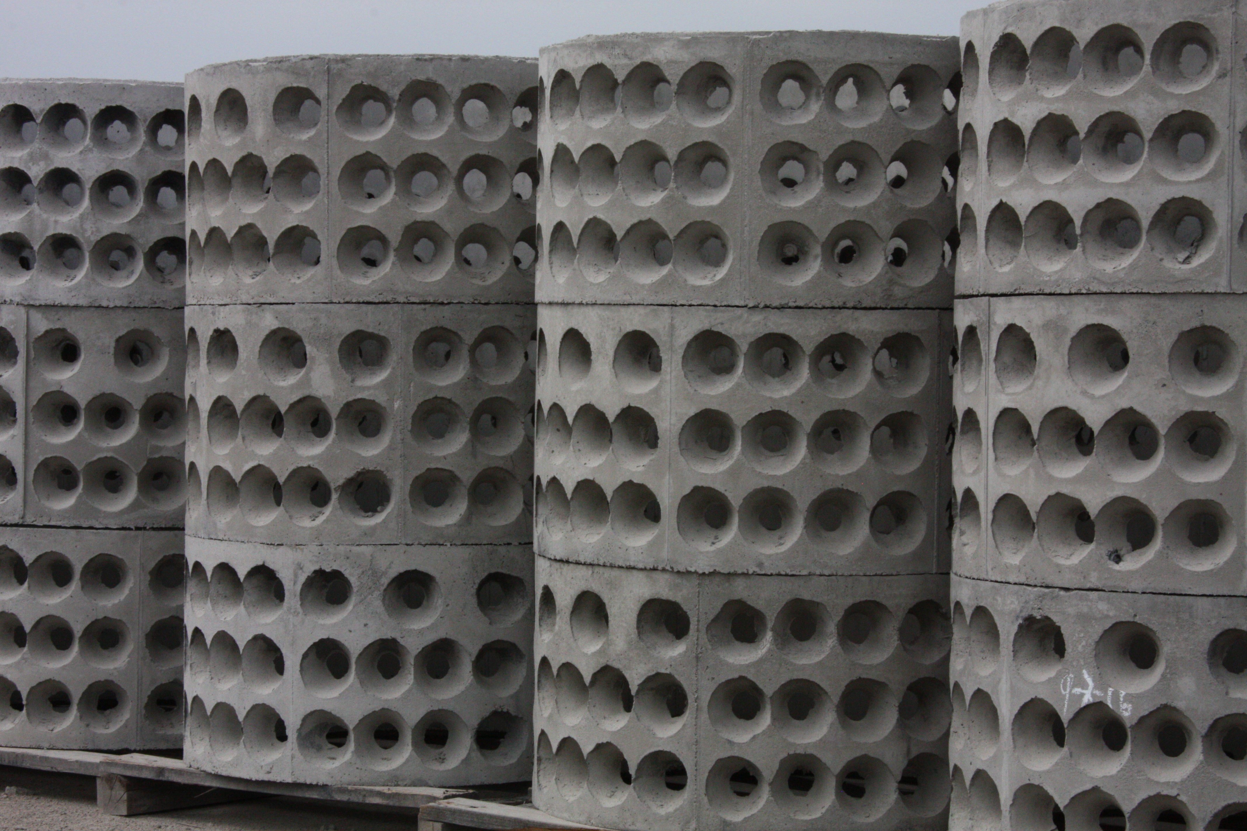 60 seepage pit liner