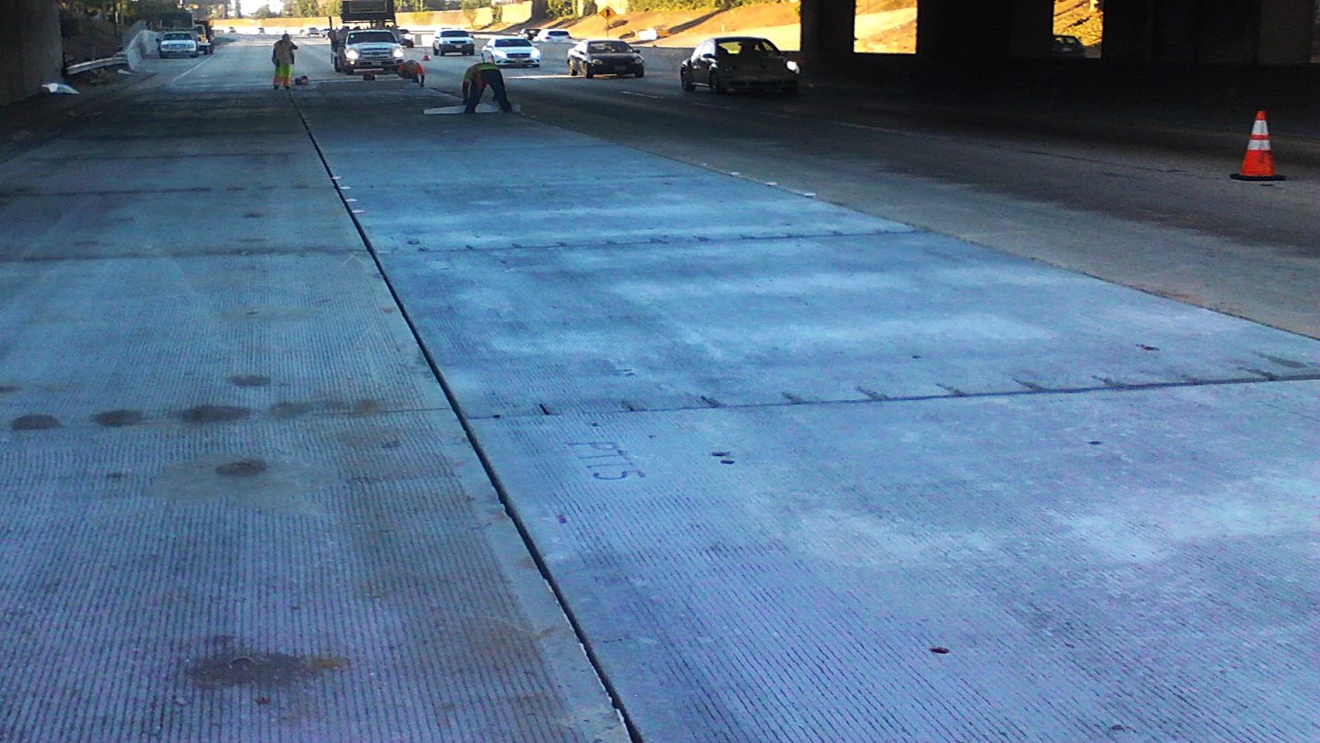 Precast Concrete Pavement System